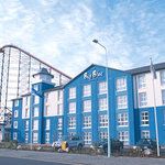 Big Blue Hotel