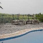 Pool at Kyambura Game Lodge