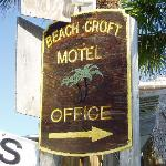 Foto de Beach Croft Motel