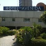  Avenida Hotel.