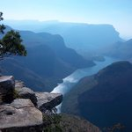 Blyde River Canyon - Iconic Stop and Picture