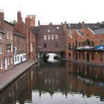 Gas Street Basin