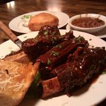 Beef Ribs, House Potato, & Baked Beans MMMelody.