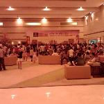  Lobby (busy with event)