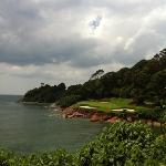  Ria Bintan Golf Club 9th hole, Par3, ~~