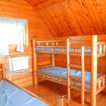  Cabin inside