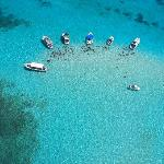  Stingray City by air