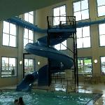  Waterslide - fun and fast!