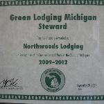 Foto van Northwoods Lodging