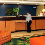 Fairfield Inn & Suites Marion Foto