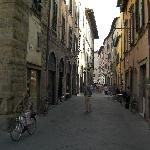 Streets of Beautiful Lucca