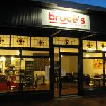Bruce's licensed cafe