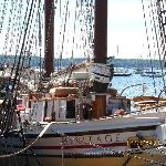  Docked in Rockland, ME