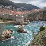 Beautiful Dalmatian coast