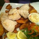 Snapper and Wedges