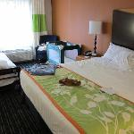 Foto van Fairfield Inn & Suites Wytheville