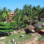 Varkala Golden Beach Resort照片