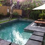 Photo de The Buah Bali Villas