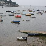 Fowey- a bit grey but still beautiful