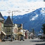  Das historische Skagway