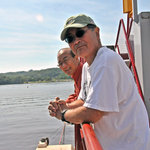 Pals on Merrimac Car Ferry