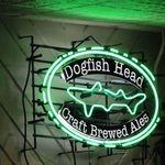 Dogfish Head Sign