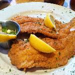 Fried Redfish