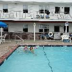 Clipper Ship Motel Foto