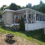 Foto van Lancaster Cottage and Trailer Resort