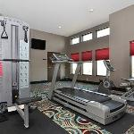 Grab a workout in our state-of-the-art Fitness Room