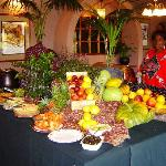Mantenga Lodge Buffet