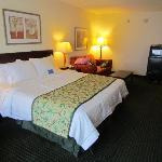 Φωτογραφία: Fairfield Inn Chambersburg