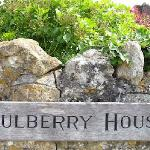 Mulberry House Sign