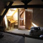 Our attic room