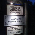 Ghosts of Gettysburg
