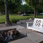 One of the Fire Pits