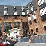 Village Urban Resort Blackpool resmi