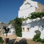  main building and Trulli behind