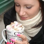 mmmmmm ............ Hot Chocolate