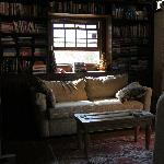 the den/library/sitting room