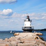 ‪Spring Point Ledge Lighthouse‬