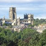 Sunny Morning in Durham - from Room 6