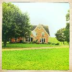 A beautiful B&B in the country side of New Glasgow, PEI