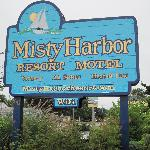 Foto de Misty Harbor Resort