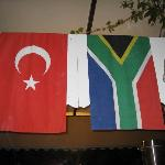 South African and Turkish Duo running Meeting Point Cafe