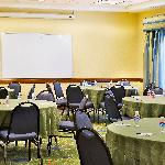 Meeting room, capacity 109