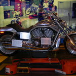 Harley Davidson Factory Tour