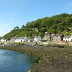 Fishguard's harbour