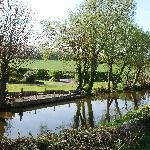 Lancaster Canal walks nearby