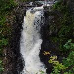  Moxie Falls, Larger Waterfalls near The Forks